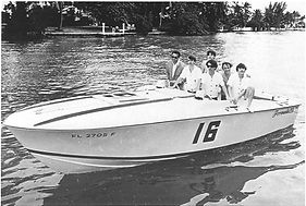 Innovators in Boating - The Porter Family & Formula Boats (Part 1)