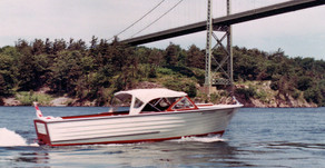 Before Fibreglass- The 1000 Islands & Cliffe Craft Boats (Part 4)