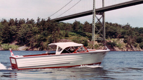Before Fibreglass- The 1000 Islands & Cliffe Craft Boats (Part 4)