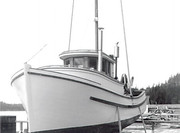 Before Fibreglass- British Columbia & Wahl Boatyard (Part 9)