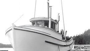 Before Fibreglass- British Columbia & Wahl Boatyard (Part 9)