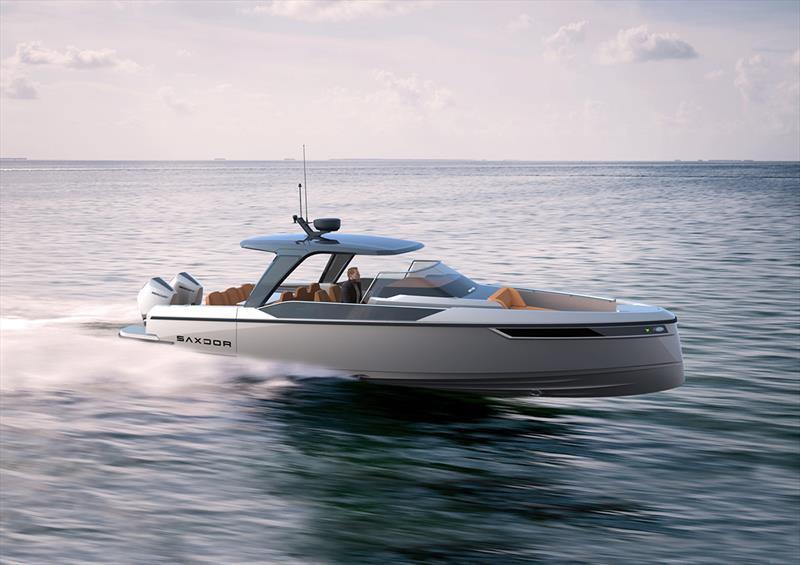 2021 Saxdor 320 GTO