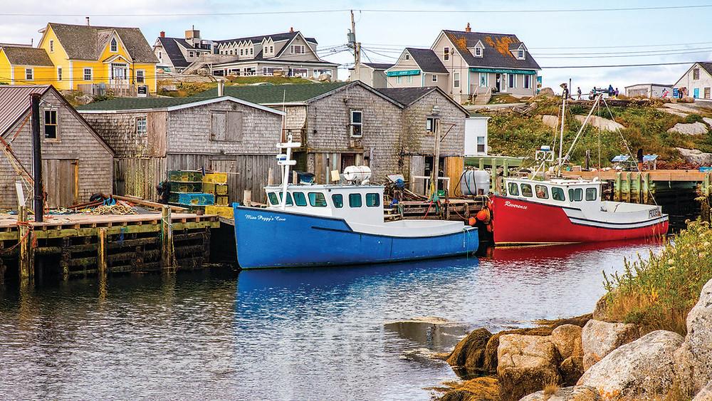 Atkinson Cape Islander trawler boats