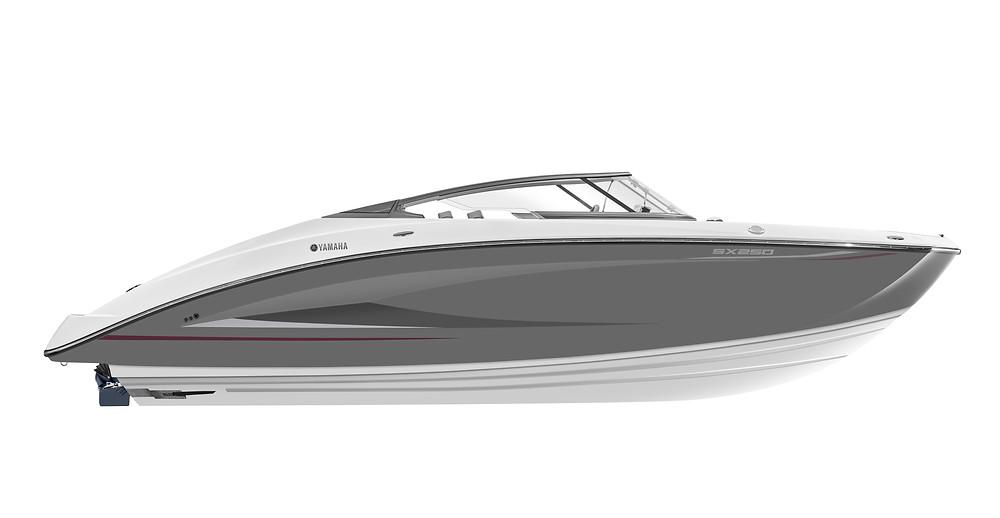 2021 Yamaha SX250