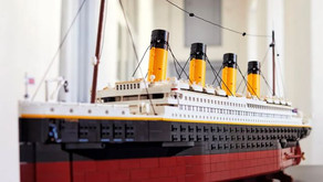 The Most Famous Ship in History is Now the Ultimate Lego Set