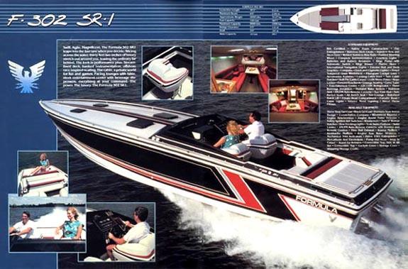 1986 Formula 302 SR-1