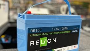 Brunswick Acquires RELiON Battery LLC Further Broadening Electric Market Portfolio