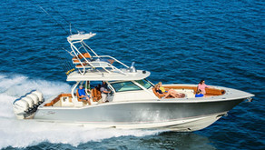 Scout Debuts 425 LXF S-Class Luxury Center Console