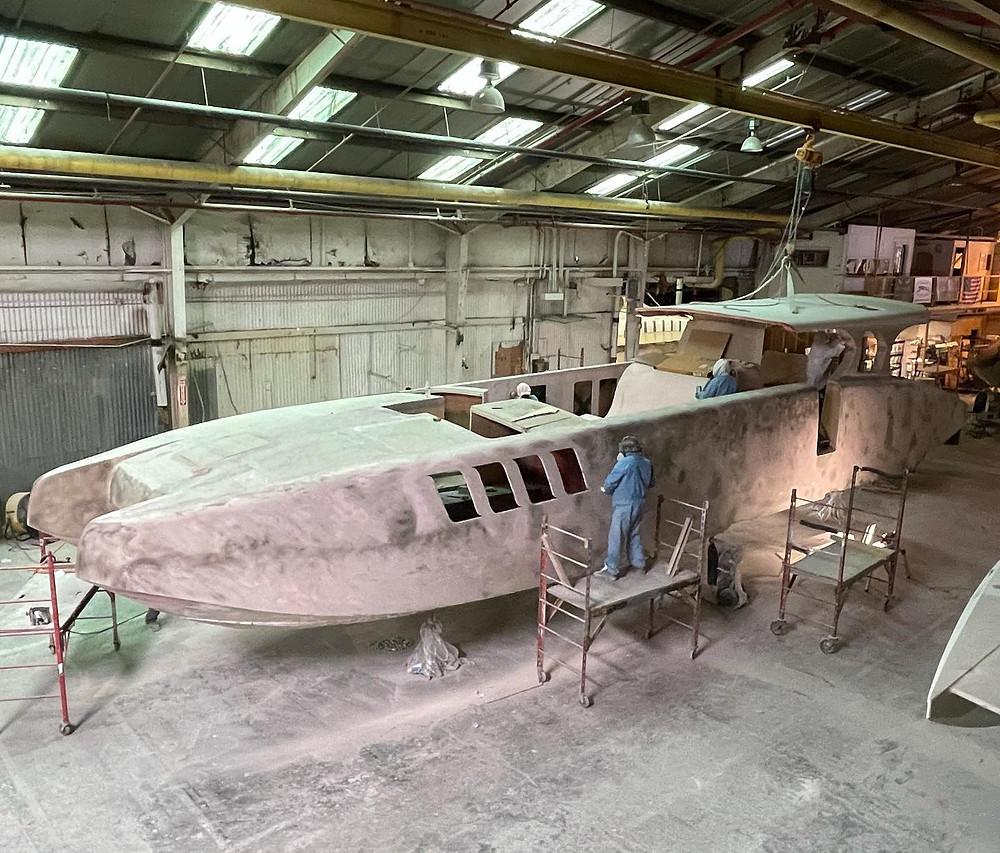 2021 Jaguar Powerboats 55 Special