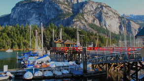Exploring the Rugged Beauty of British Columbia's Howe Sound by Boat