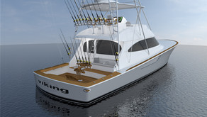 Viking Yachts Set to Unveil New 64 Convertible at Fort Lauderdale
