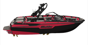 Malibu Boats Surprises with Video Walkthrough of All-New 2021 M220 Surf Boat