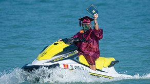 'Jet Ski Graduation' Principal Details Feelgood Story Behind Viral Video
