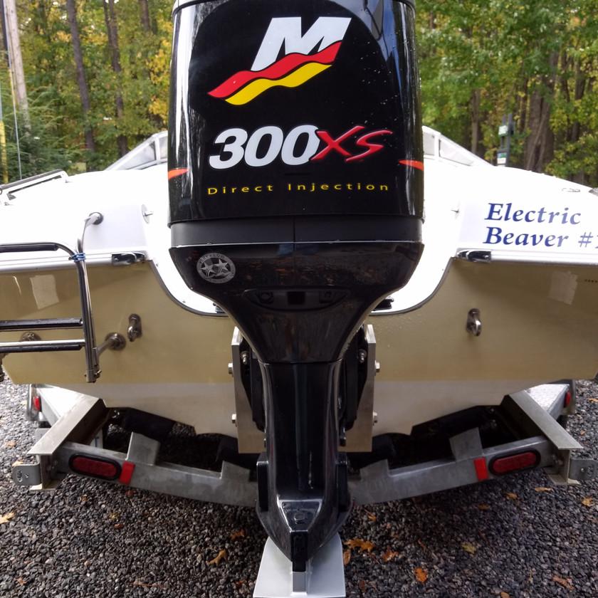 Mercury Racing 300 XS engine