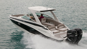 Mercury Marine Becomes Exclusive Engine Supplier for Crownline Boats