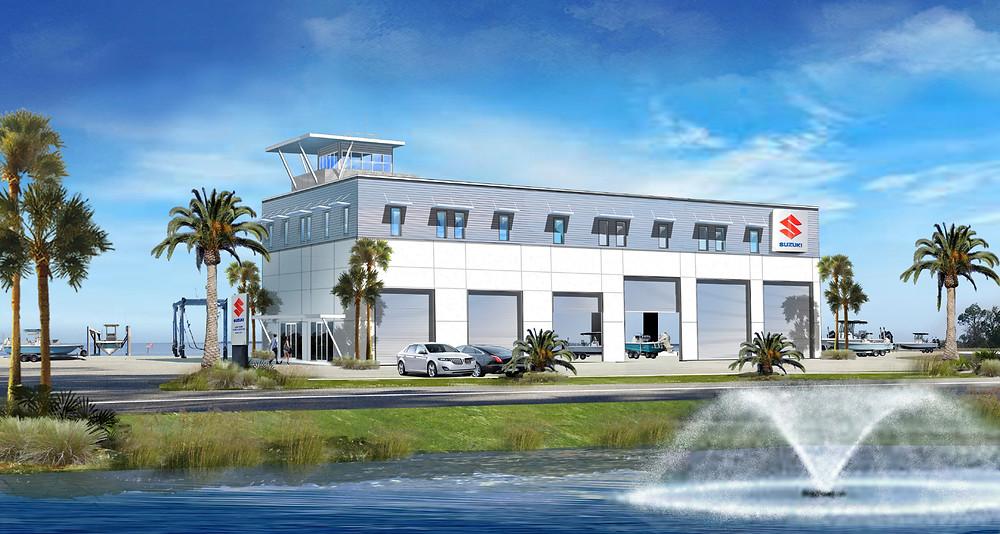 Suzuki Marine Technical Center Panama City Florida