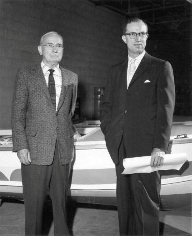 Harold & Arthur Schrock