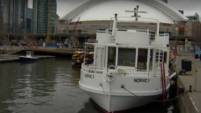Urban Boating - Living on a Boat in Toronto Harbour