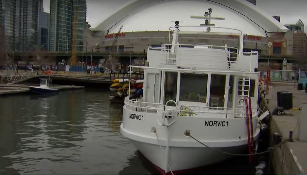 Norvic 1 Ferry