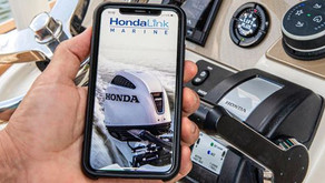 New HondaLink Marine Smartphone App Provides Owners with Unprecedented Data