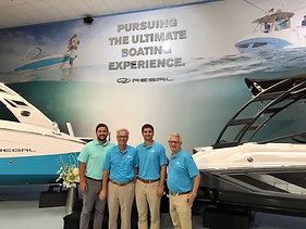 Innovators in Boating - The Kuck Family & Regal Boats