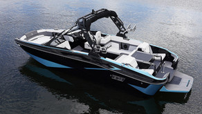 Heyday Launches All-New H22 Wakeboat with Host of Mercury Features