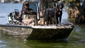 Not All Boats Need Water - Check Out the Mud Buddy Longtail