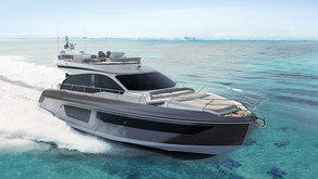 Azimut Launches New 53 Model with 'Floating' Flybridge