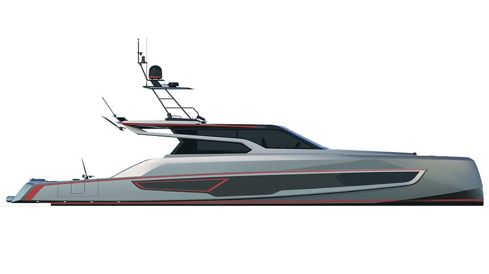 VQ80 Yacht Sportfish