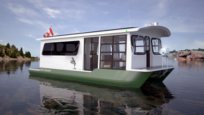 North Channel CabinBoat Company Launches with Unique Catamaran Cruisers