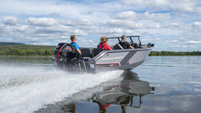 Princecraft Unveils All-New Family & Fishing Hybrid Sport 182