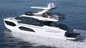 Absolute Yachts Launches Generation 2022 Models With New '60 Fly'
