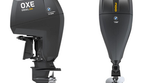 OXE Marine Partners with BMW for New 300 HP Diesel Outboard