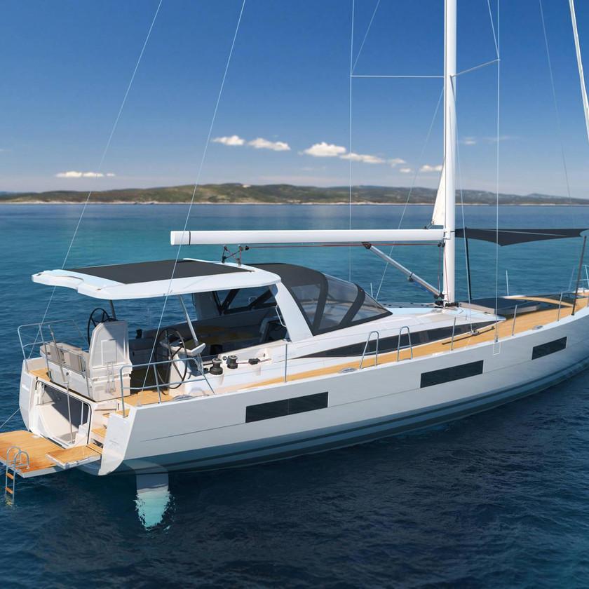 2021 Jeanneau Yacht 60