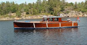 Before Fibreglass- Georgian Bay & The Gidley Boat Company (Part 3)