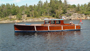 Before Fibreglass- Georgian Bay & The Gidley Boat Company (Part 3)
