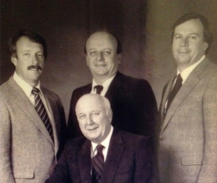 The Four Winns family