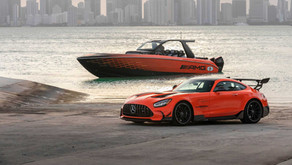 Cigarette Racing & Mercedes AMG Collaborate on Insane 2250 HP Prototype