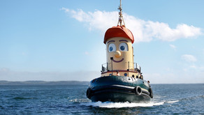 Canadian Favourite 'Theodore Tugboat' Moving from Halifax to Hamilton
