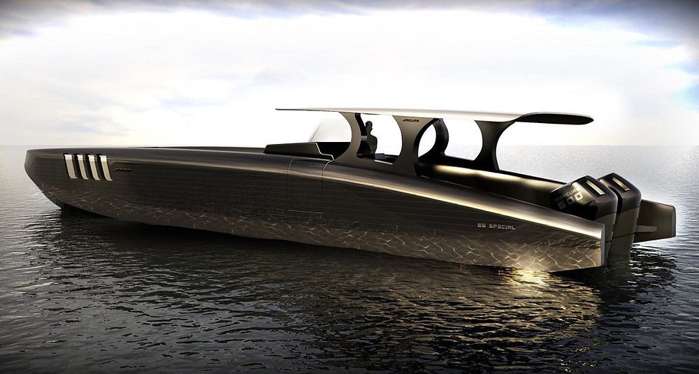 Jaguar Powerboats 55 Special