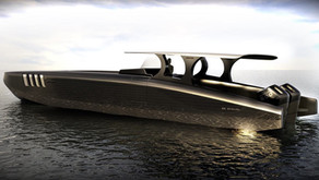 '55 Special' Luxury Concept from Jaguar Powerboats Revealed