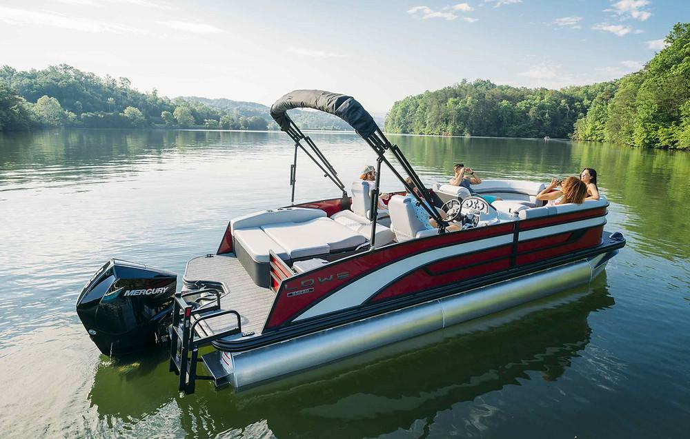 Lowe Boats SS 230 DL