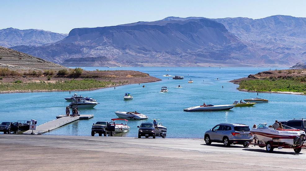 Lake Mead boat launch