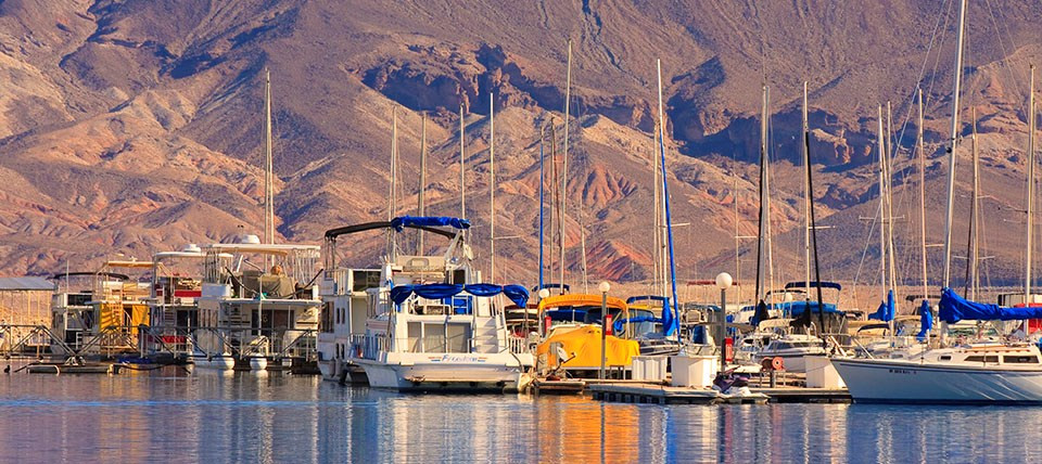 Lake Mead National Recreation Area marina