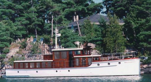1929 Gidley Motor Yacht