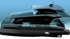 Silent Yachts Adds Volkswagen Tech to Fuse Auto & Marine Concepts