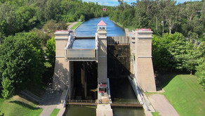 Boating the Trent-Severn Waterway - Our First 'Big' Experience