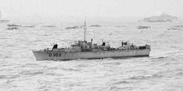 Fairmile anti-submarine boat