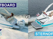 The Definitive Answer to Outboard vs. Sterndrive