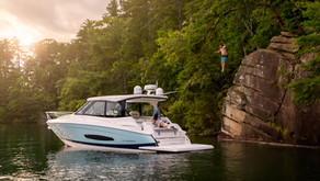 Regal Boats Showcases New 36 Grande Coupe and 36 XO for 2021